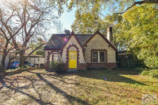 265 Holman Avenue, Athens, GA 30606 (MLS #978489) :: Signature Real Estate of Athens