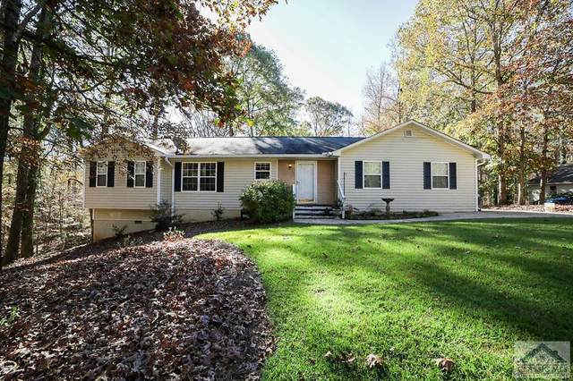 100 Gatewood Place, Athens, GA 30607 (MLS #978498) :: Team Cozart