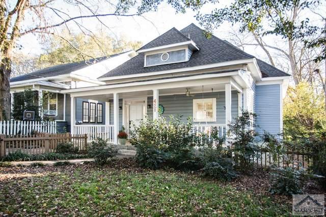 421 Boulevard Avenue, Athens, GA 30601 (MLS #978536) :: Signature Real Estate of Athens
