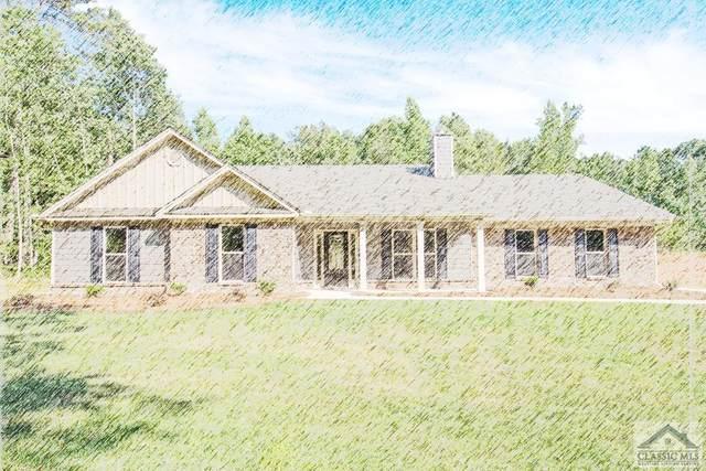 1660 Ike Stone Road, Monroe, GA 30656 (MLS #978538) :: Signature Real Estate of Athens