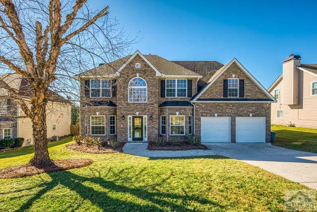 807 Kaitlyn Drive, Loganville, GA 30052 (MLS #978546) :: Signature Real Estate of Athens