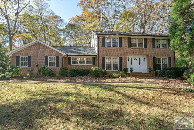 470 Ponderosa Drive, Athens, GA 30605 (MLS #978553) :: Signature Real Estate of Athens