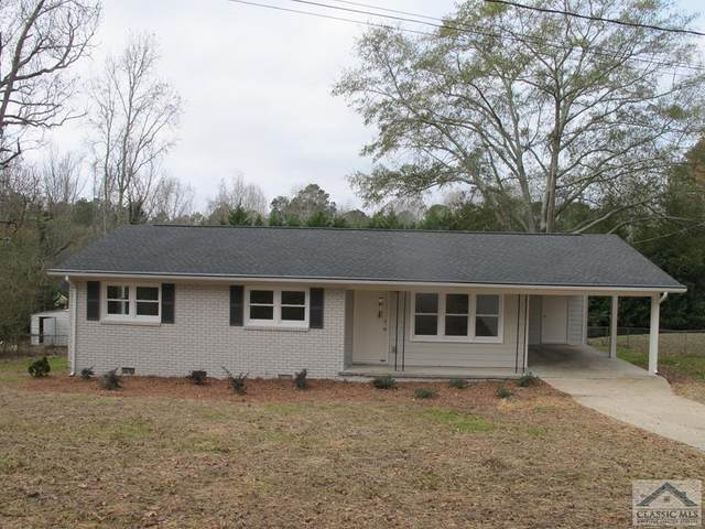 181 Old Airport Road, Commerce, GA 30680 (MLS #978588) :: Athens Georgia Homes