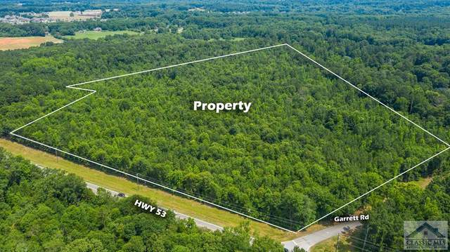 0-4 Hog Mountain Road, Statham, GA 30666 (MLS #978601) :: Athens Georgia Homes