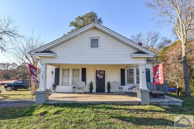 165 General Daniel Avenue N, Danielsville, GA 30633 (MLS #978703) :: Team Reign