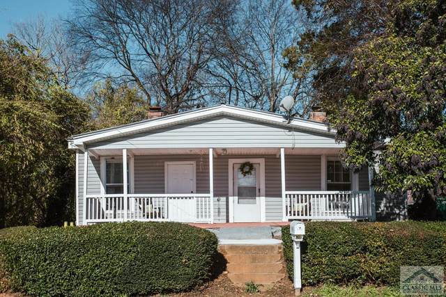 1140 Hancock Avenue W, Athens, GA 30606 (MLS #978876) :: Signature Real Estate of Athens
