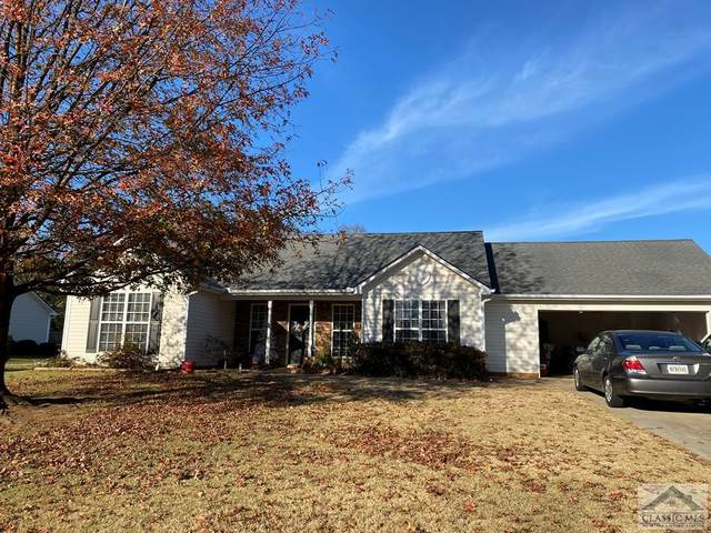 1230 Stone Shoals Terrace, Watkinsville, GA 30677 (MLS #978912) :: Signature Real Estate of Athens