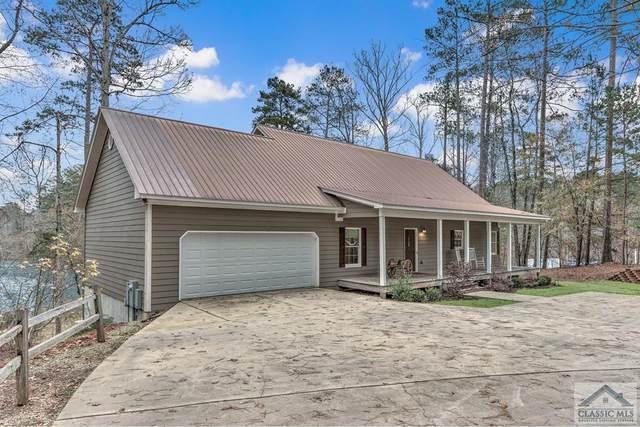 1320 Granite Cove Drive, Greensboro, GA 30642 (MLS #978935) :: Team Reign