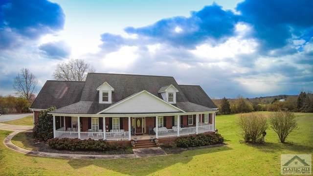 1750 Flat Rock  Road, Watkinsville, GA 30677 (MLS #979102) :: Signature Real Estate of Athens