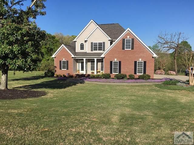 183 Harris Hills Drive, Athens, GA 30607 (MLS #979122) :: Signature Real Estate of Athens