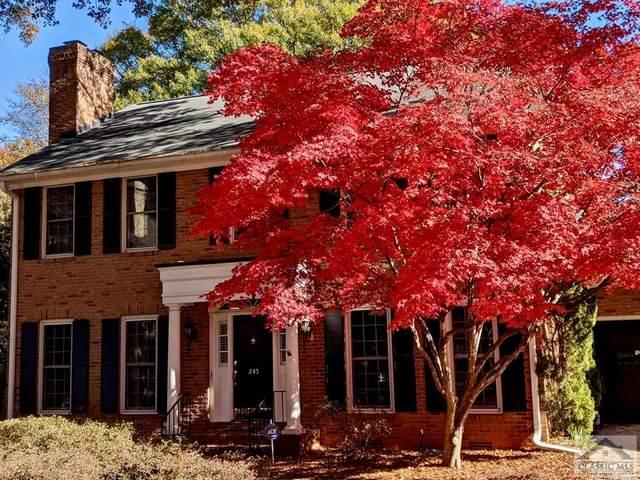 245 Church Street S #8, Athens, GA 30605 (MLS #979127) :: Athens Georgia Homes