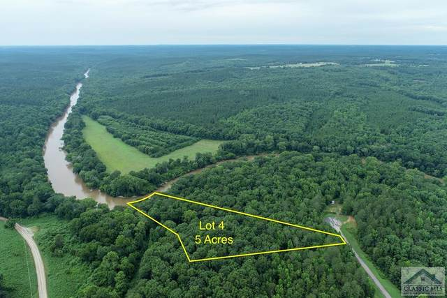 Lot 4 River Bend Drive #4, Carlton, GA 30627 (MLS #979140) :: Team Reign