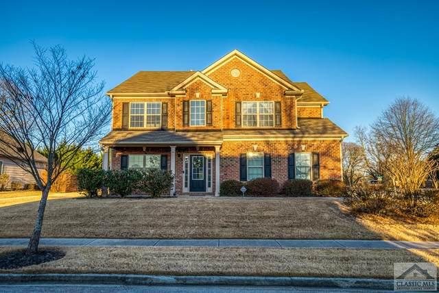 1091 Rose Terrace Circle, Loganville, GA 30052 (MLS #979198) :: Todd Lemoine Team