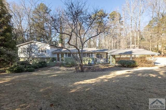185 Duncan Springs Road, Athens, GA 30606 (MLS #979200) :: Athens Georgia Homes