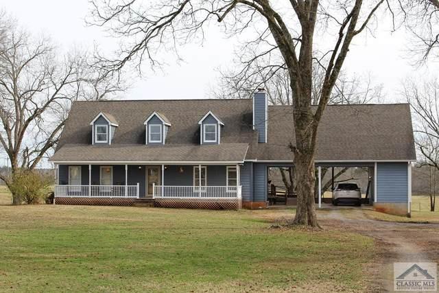 456 Yancey Road, Arnoldsville, GA 30619 (MLS #979215) :: Todd Lemoine Team