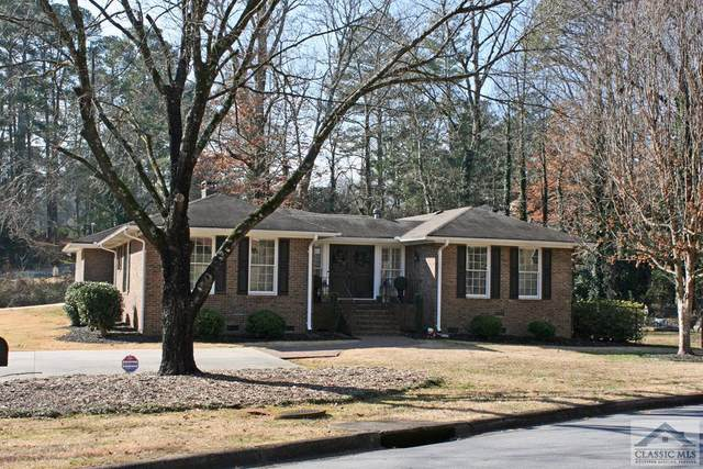 115 Valleywood Drive, Athens, GA 30606 (MLS #979229) :: Team Reign