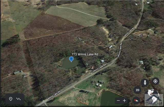 773 Winn Lake Road, Comer, GA 30629 (MLS #979250) :: Team Cozart
