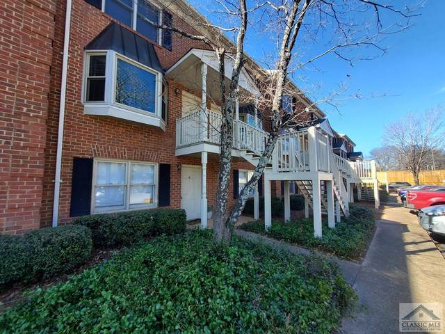 550 Dearing Street #4, Athens, GA 30606 (MLS #979290) :: Signature Real Estate of Athens