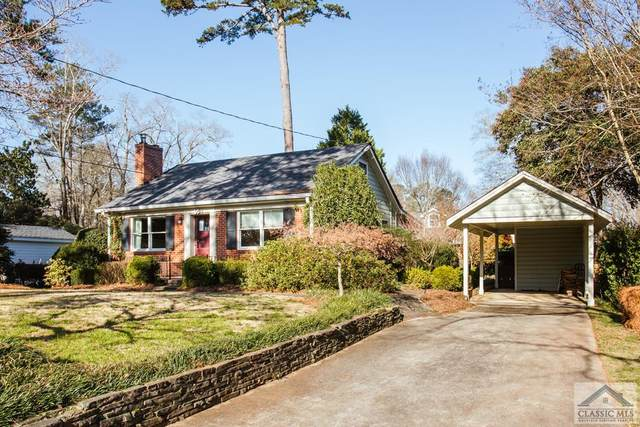 150 Woodland Way, Athens, GA 30606 (MLS #979299) :: Signature Real Estate of Athens