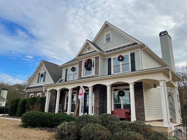 1422 Regency Walk, Watkinsville, GA 30677 (MLS #979310) :: Signature Real Estate of Athens