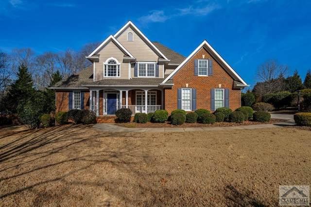 1421 Arborwood Ridge Drive, Bishop, GA 30621 (MLS #979372) :: Team Reign