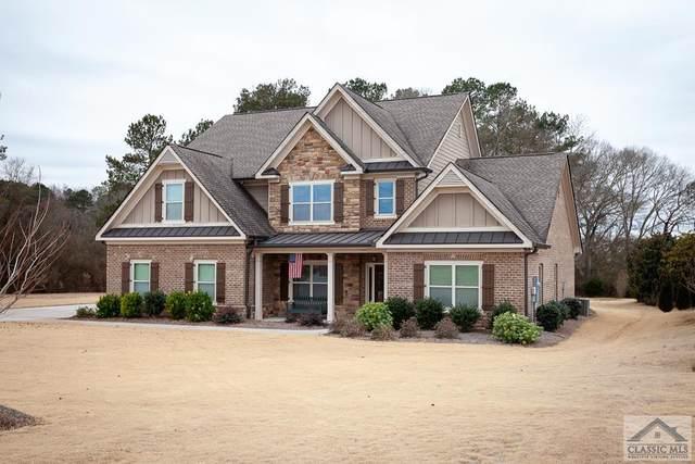 1296 Club Estates Road, Statham, GA 30666 (MLS #979374) :: Signature Real Estate of Athens