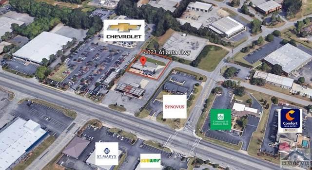 4021 Atlanta Hwy, Bogart, GA 30622 (MLS #979379) :: Signature Real Estate of Athens