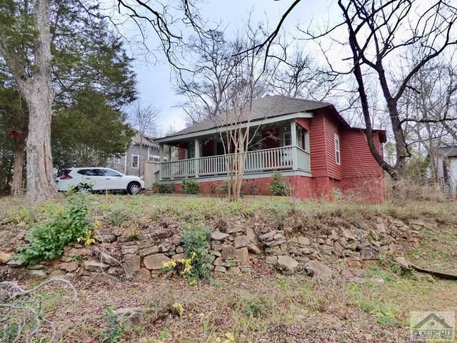 115 The Plaza Street, Athens, GA 30606 (MLS #979389) :: Signature Real Estate of Athens