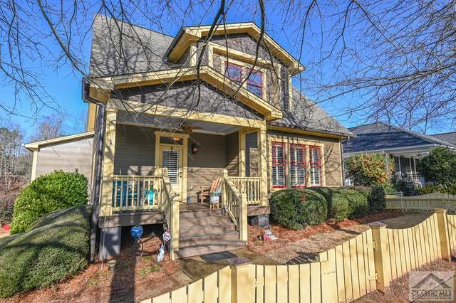 18 Chestnut Oak Run, Athens, GA 30607 (MLS #979391) :: Signature Real Estate of Athens