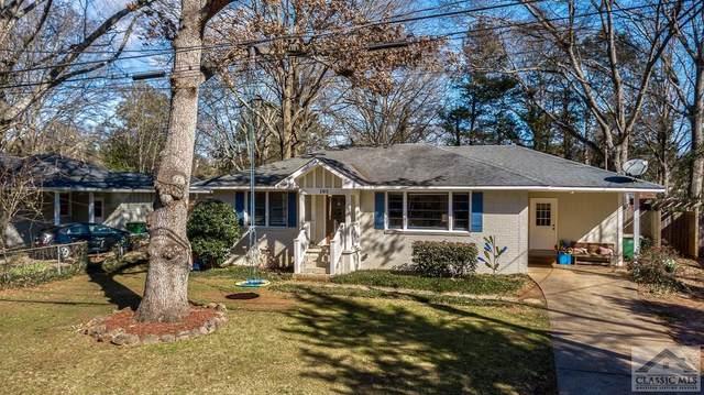 165 Mathews Avenue, Athens, GA 30606 (MLS #979773) :: Athens Georgia Homes