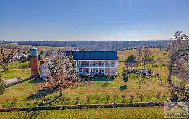 2270 Crawford Smithonia Road, Colbert, GA 30628 (MLS #979851) :: Signature Real Estate of Athens