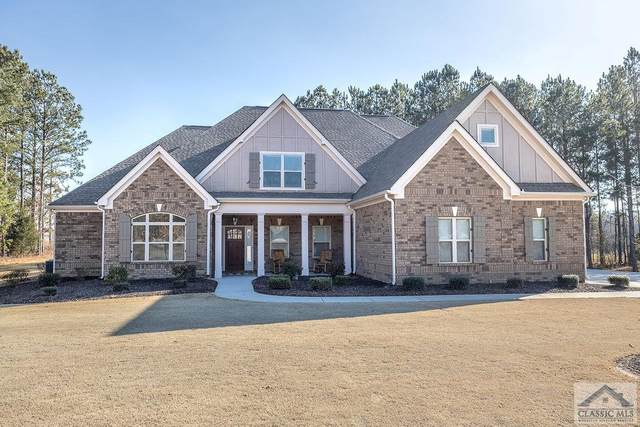 1153 Wild Flower Trail, Statham, GA 30666 (MLS #979865) :: Signature Real Estate of Athens