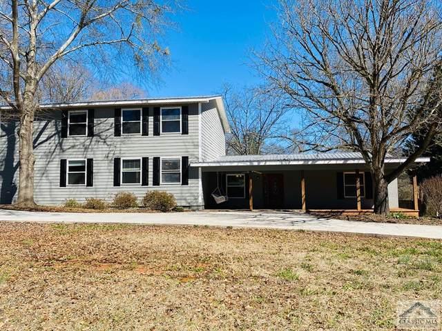 256 Jefferson Road, Bishop, GA 30621 (MLS #979914) :: Signature Real Estate of Athens