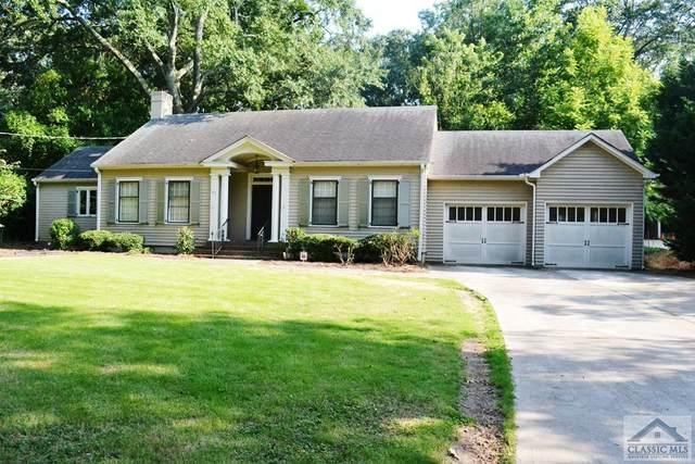 295 Springdale, Athens, GA 30606 (MLS #979975) :: Athens Georgia Homes