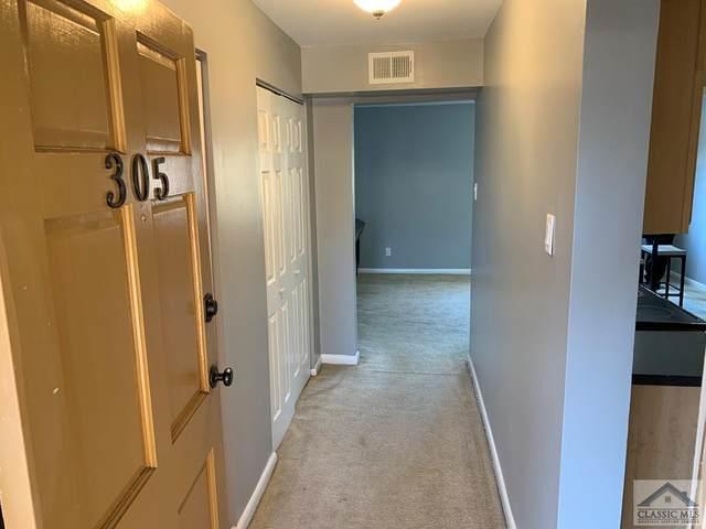 250 Little Street B 305, Athens, GA 30605 (MLS #979978) :: Athens Georgia Homes