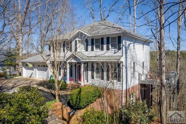 855 Riverbend Pkwy, Athens, GA 30605 (MLS #979979) :: Athens Georgia Homes