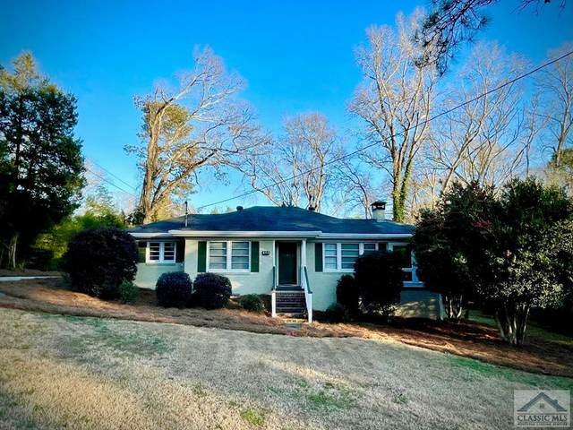 495 Talmadge Drive, Athens, GA 30606 (MLS #979992) :: Team Reign