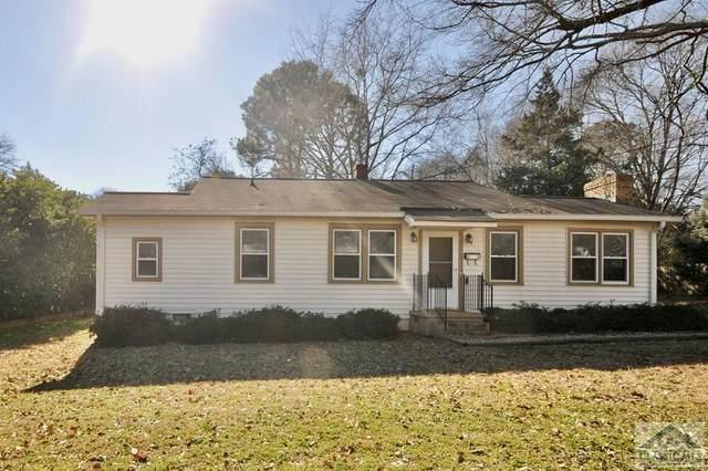 415 Sunset Drive, Athens, GA 30606 (MLS #980011) :: Athens Georgia Homes