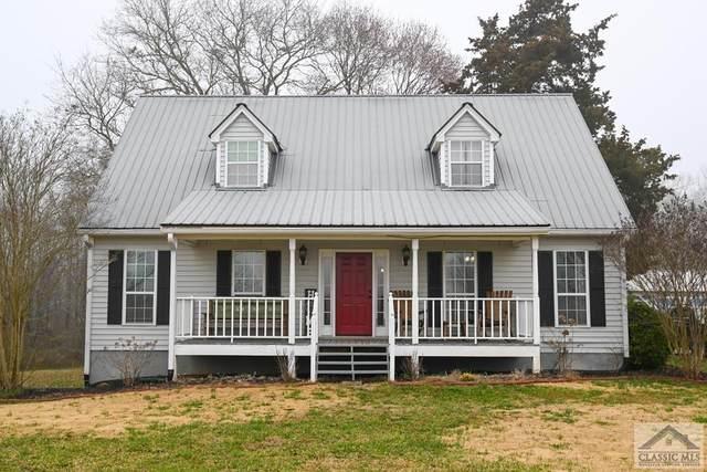 38 Bob White Road, Colbert, GA 30628 (MLS #980013) :: Signature Real Estate of Athens