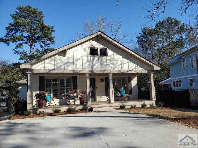 709 King Avenue, Athens, GA 30606 (MLS #980042) :: Signature Real Estate of Athens