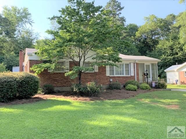 240 Pine Needle Road, Athens, GA 30606 (MLS #980055) :: Team Reign