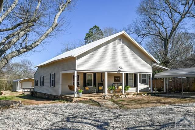 31 Railroad Street, Arnoldsville, GA 30619 (MLS #980061) :: Signature Real Estate of Athens