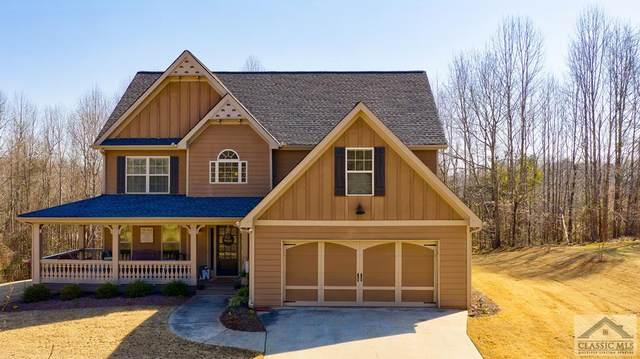 136 Robin Way, Jefferson, GA 30549 (MLS #980064) :: Signature Real Estate of Athens