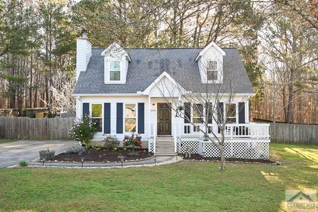 6090 Hickory Drive, Winterville, GA 30683 (MLS #980092) :: Athens Georgia Homes