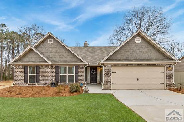 284 Jefferson Street, Statham, GA 30666 (MLS #980124) :: Athens Georgia Homes