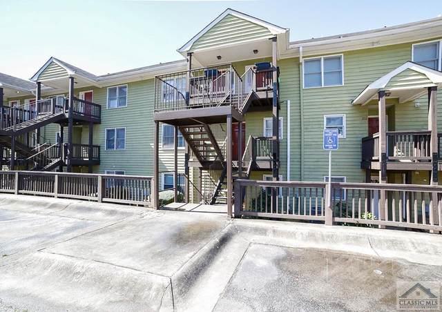 2505 Broad Street W #322, Athens, GA 30606 (MLS #980151) :: Athens Georgia Homes