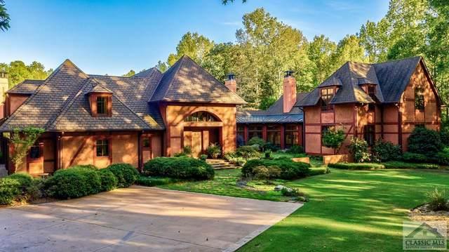 1437 Carey Way, Athens, GA 30606 (MLS #980156) :: Signature Real Estate of Athens