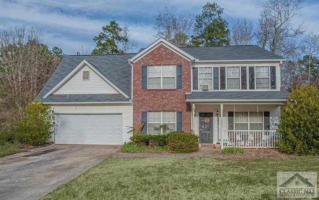 207 Belmont Drive, Monroe, GA 30655 (MLS #980273) :: Signature Real Estate of Athens