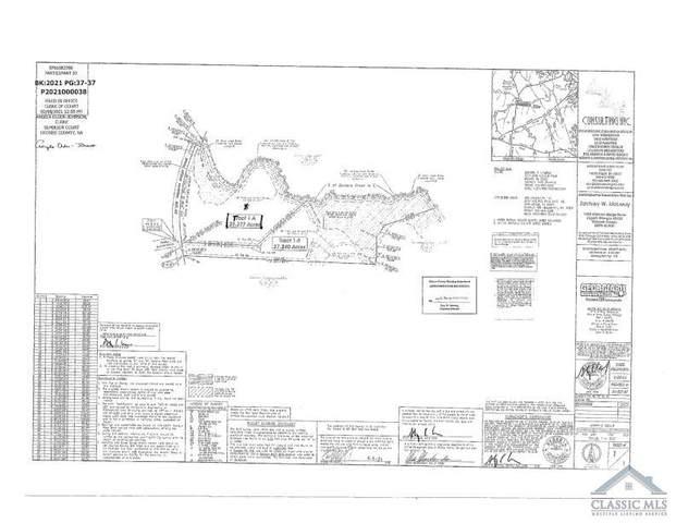 1560 Malcom Bridge Road, Bogart, GA 30622 (MLS #980285) :: Signature Real Estate of Athens