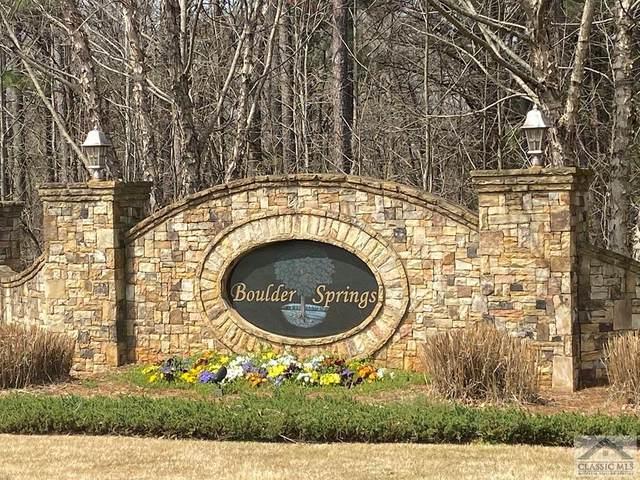 2150 Boulder Ridge Lane, Bishop, GA 30621 (MLS #980314) :: Team Cozart